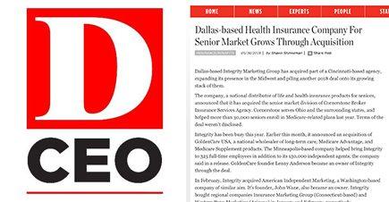 Dallas based Health Insurance Company For Senior Market ...