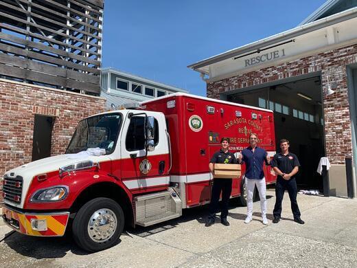 Agent Service Connection Fire Department