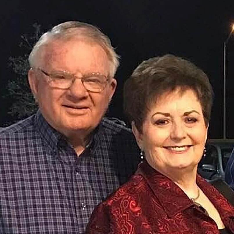 Allan and Gail Adams