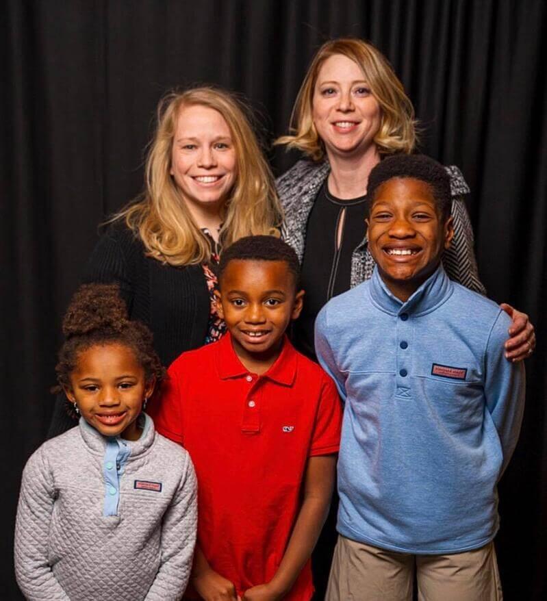 Laura Kimble Family