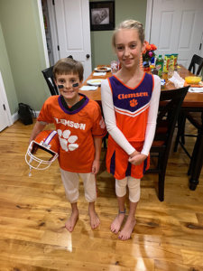 Clemson Grandchildren