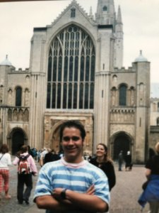 Kings Chapel Cambridge