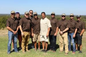 Skeet Shoot Integrity Crew