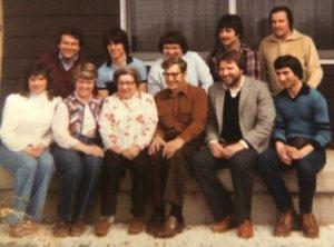 Kevin Johnson's Family