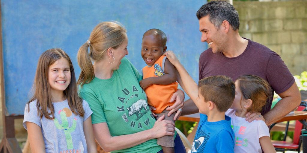 Dustin Alipour Family